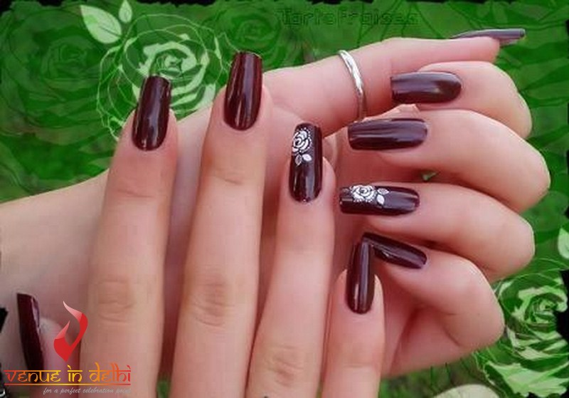 best make up services in delhi ncr wedding makeover artist nails mantra nail art studios weddingplz - Nail Design Ideas 2012