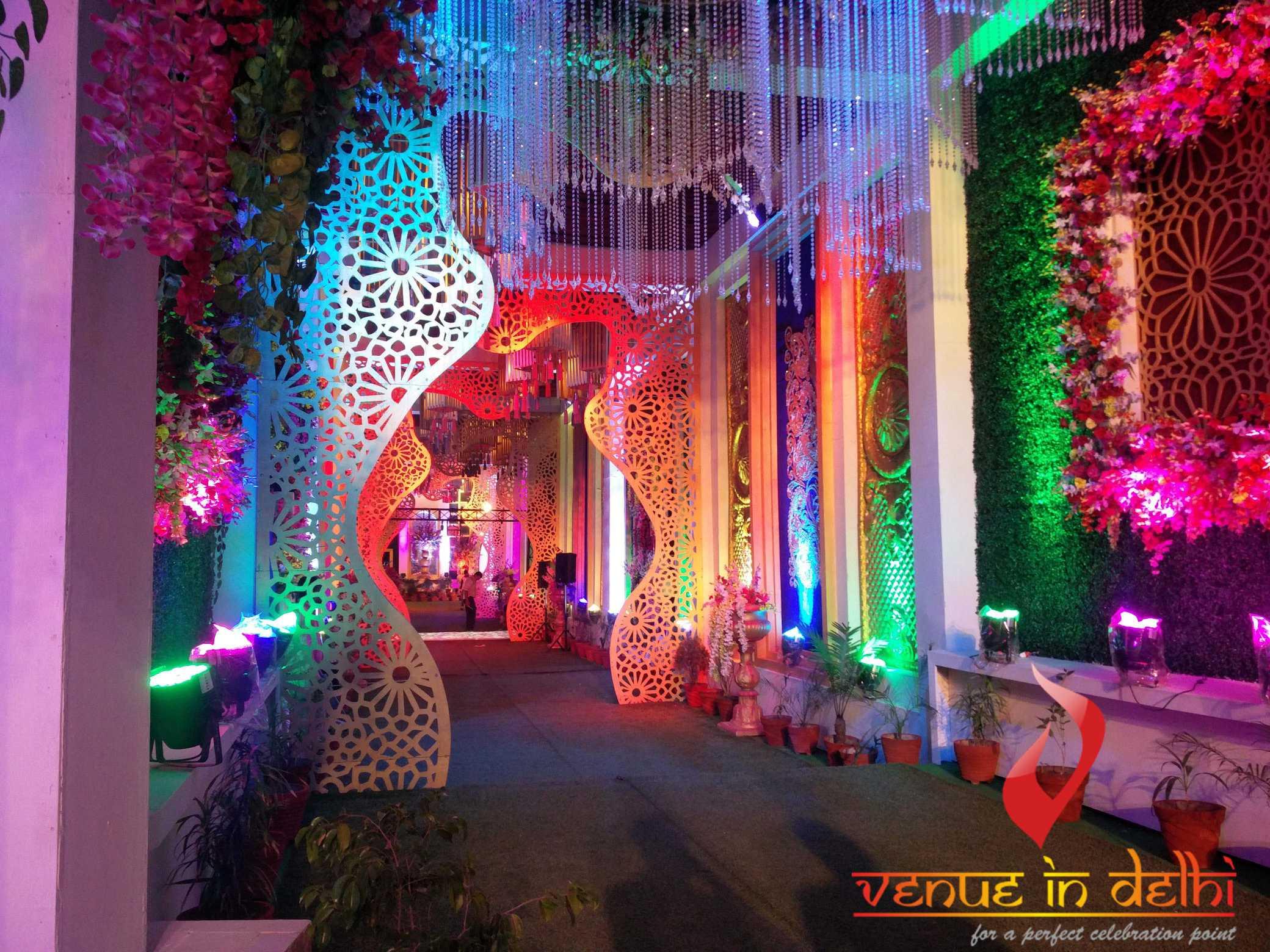 The Venetian Castles - Wedding Banquet Hall in Raja Garden