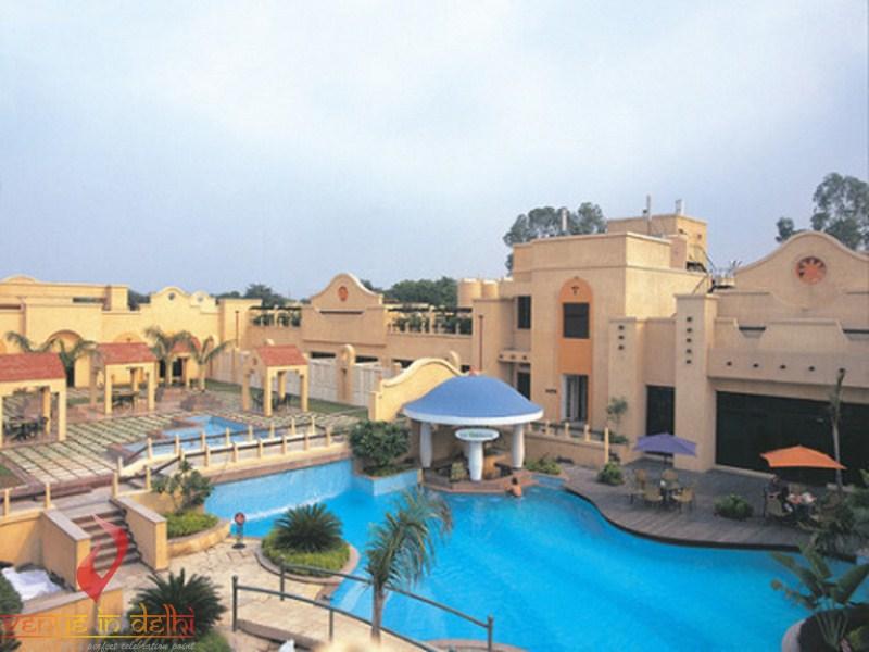 Tivoli garden chattarpur wedding resort in south delhi