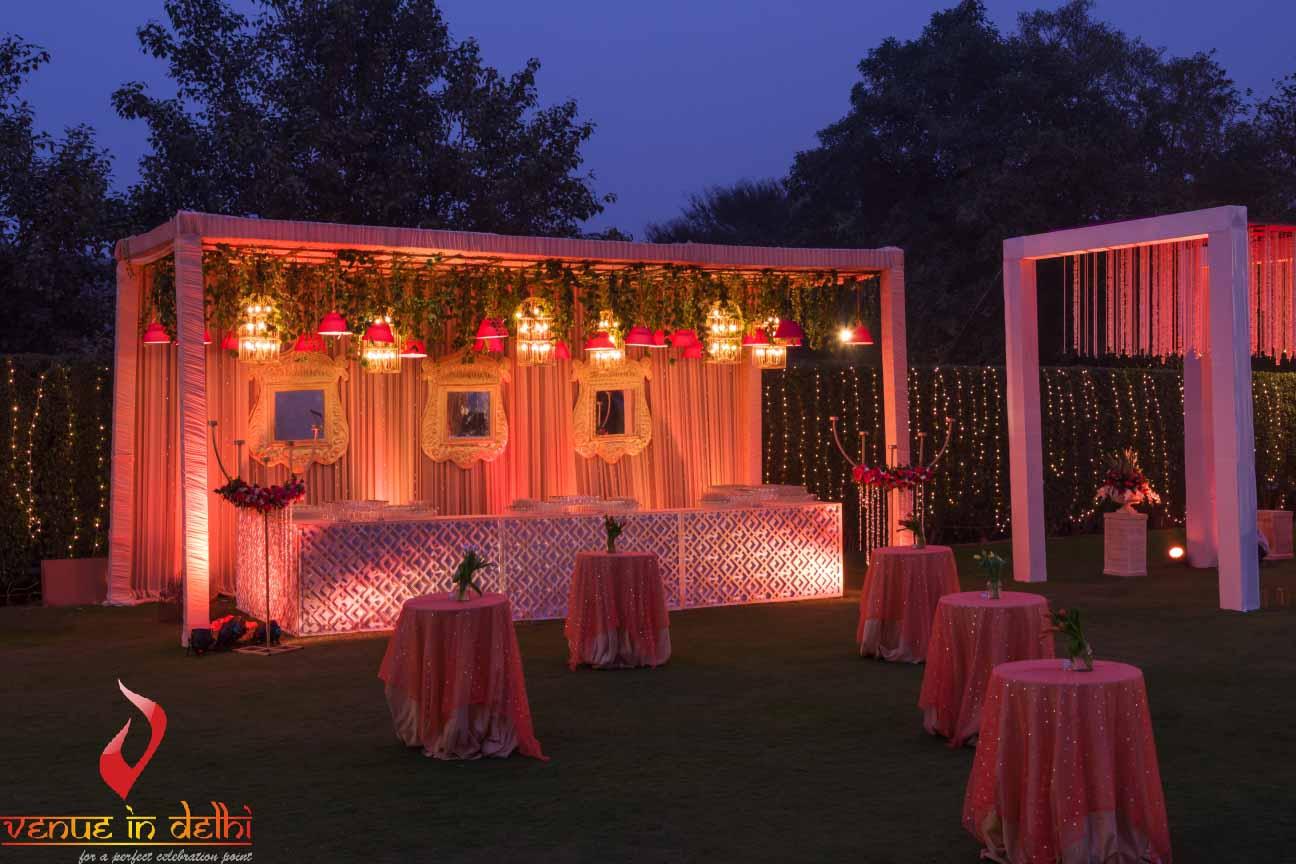 Udman By Ferns N Petals Nh 8 Wedding Pandaal In South Delhi