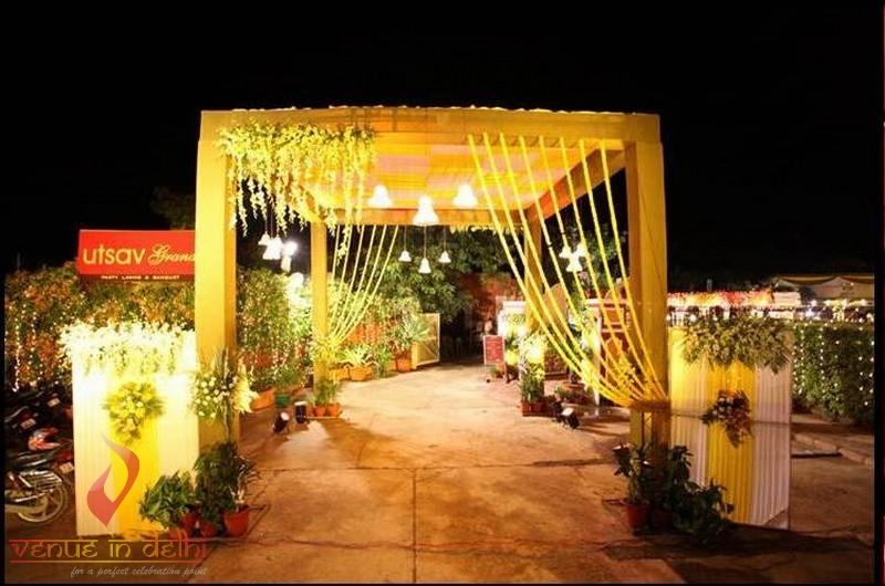 Utsav garden venue in delhi venue in delhi about utsav garden stopboris Images