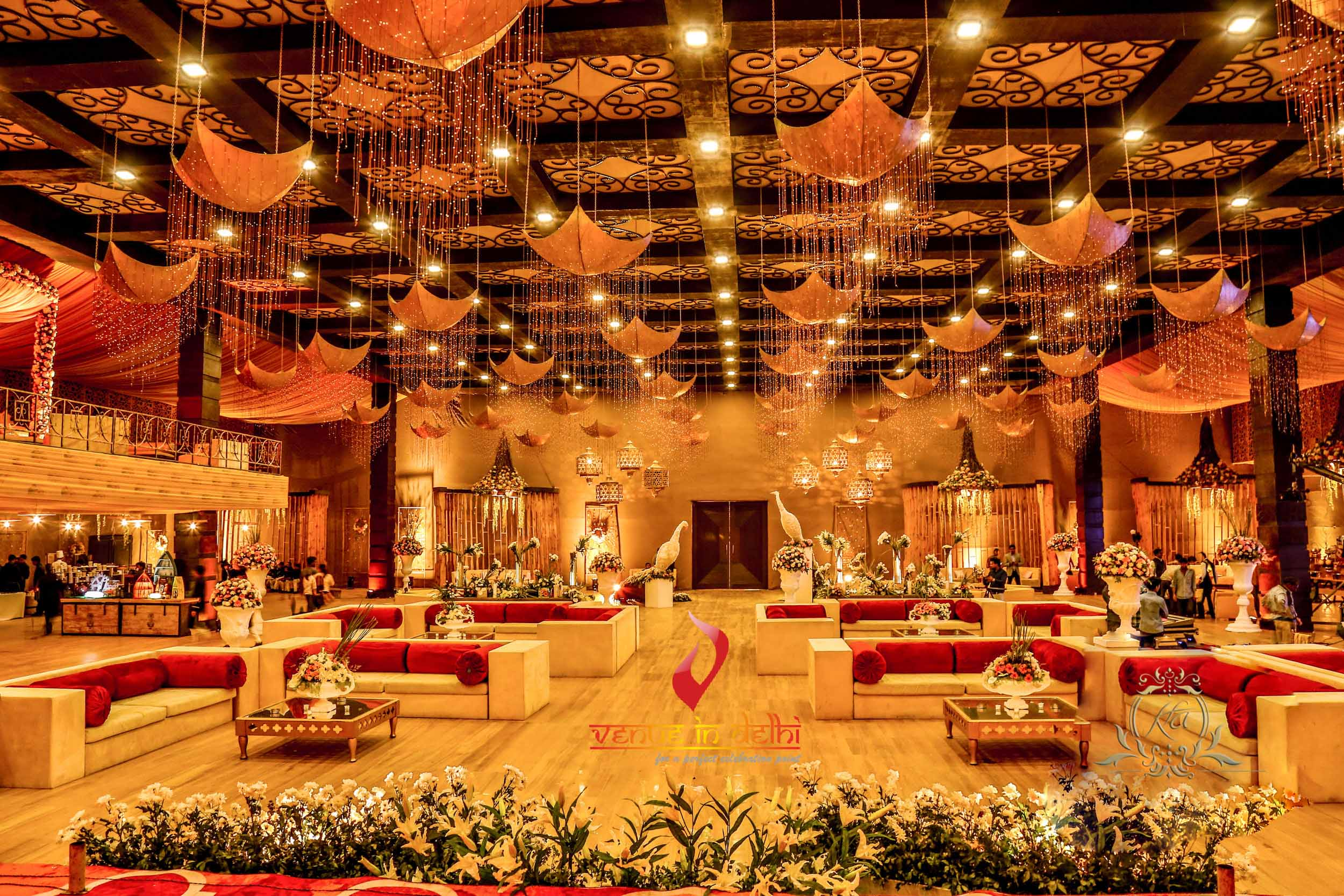 Vilasa By Ferns N Petals Kapashera Banquet Hall In South Delhi