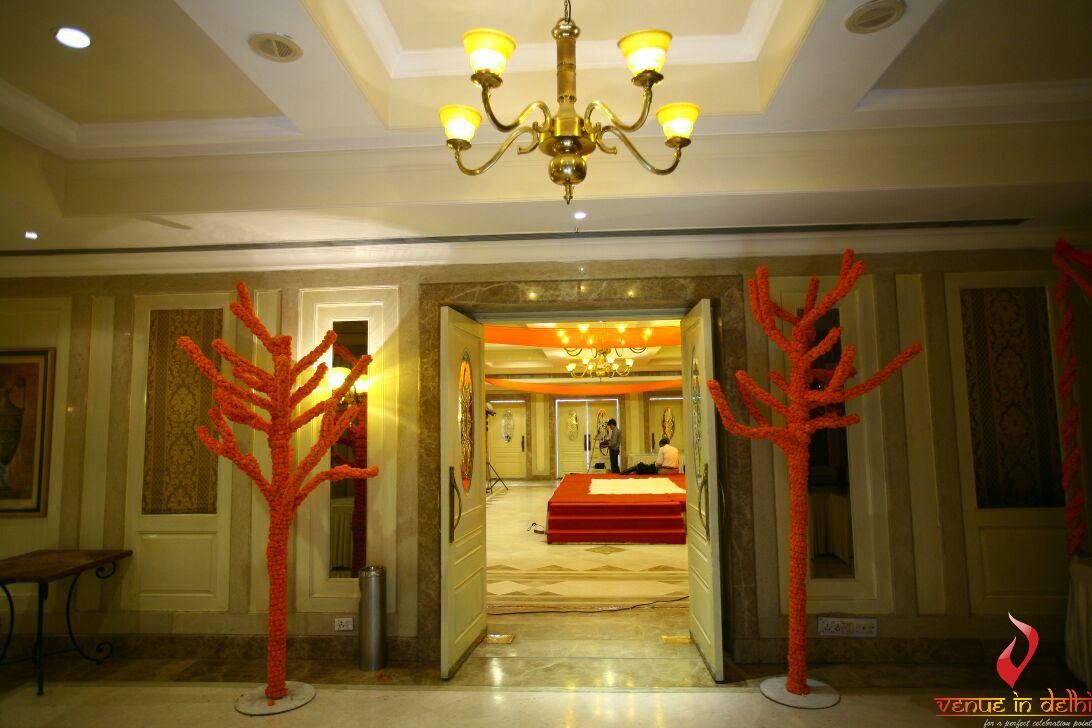 emperors court in tivoli garden chattarpur wedding venue (1) - Venue ...