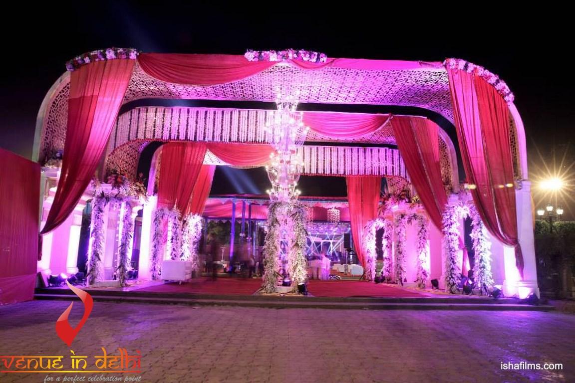 List of wedding decorator in delhi