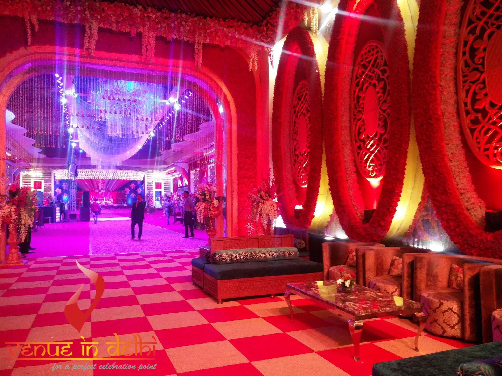 The Venetian Polo Farm - Wedding Venues in Dwarka Link Road