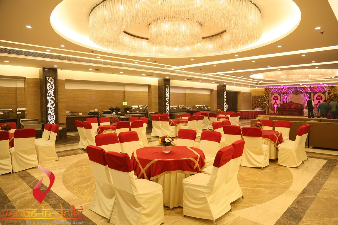 Invitation banquet at gt karnal road marriage hall in north delhi please rate this stopboris Image collections